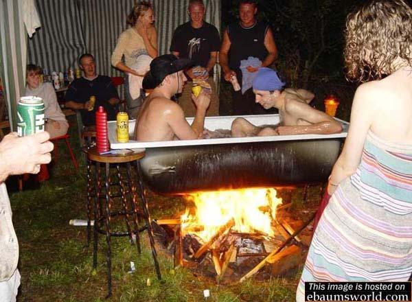 Redneck Hot Tub Picture EBaums World