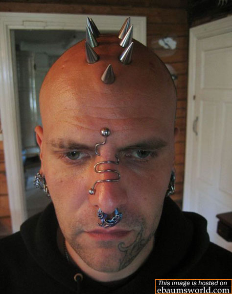 Extreme Piercing