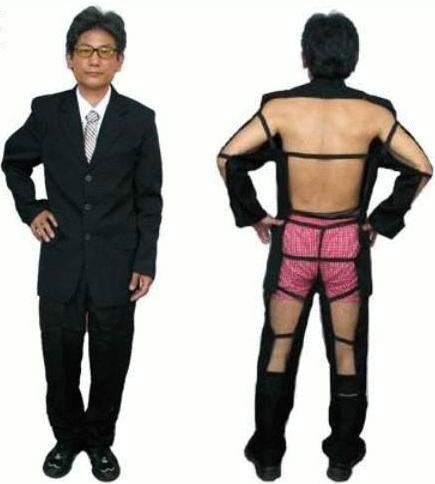 Nice Suit - Picture   eBaum's World