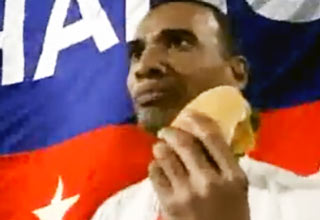 Hong Kong KFC Commercial Featuring Obama