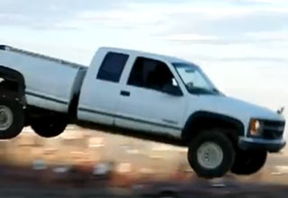 Why You Shouldn't Jump Trucks