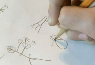 Police Arrest 11 Year Old Over Stick Figure Drawing