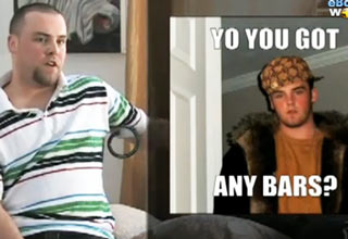 Meet the Real Life Scumbag Steve