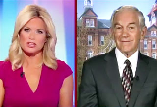 Fox News Asks Silly Questions To Ron Paul