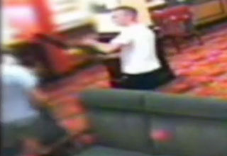 Chainsaw-Wielding Man Storms Into Pub