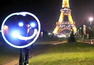 A Magical Proposal in Paris