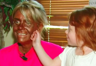 Jersey Woman Arrested For Tanning Daughter