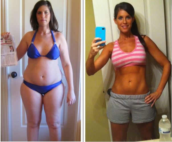 23 Inspiring Weight Loss Transformations - Ftw Gallery | eBaum's World
