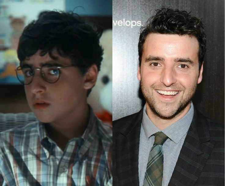 Joel Glicker played by David Krumholtz.