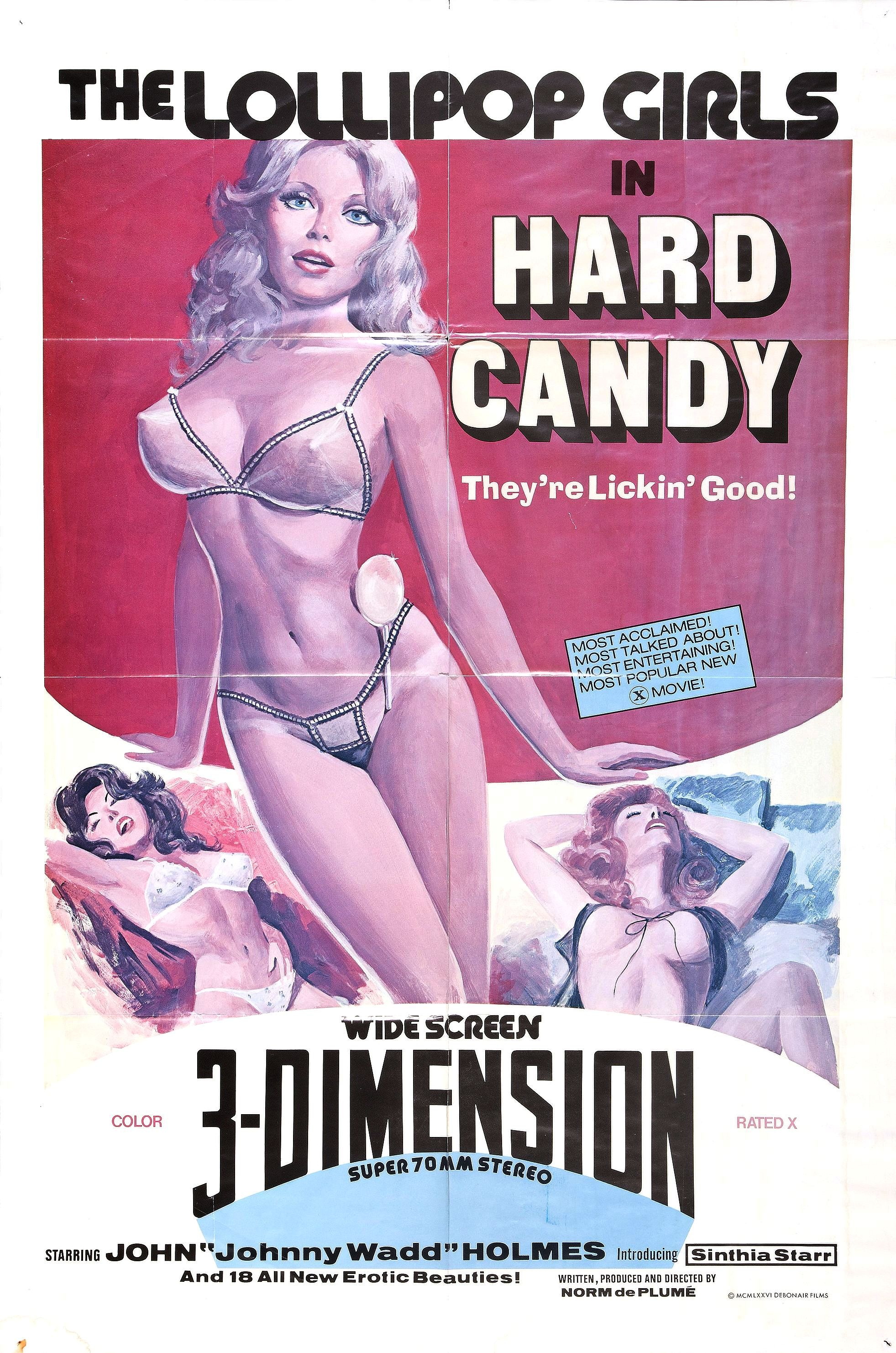 Vintage porn mag adverts 14 - Vintage Adult Film Posters