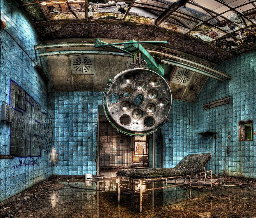 31 Hauntingly Abandoned Places - Wtf Gallery