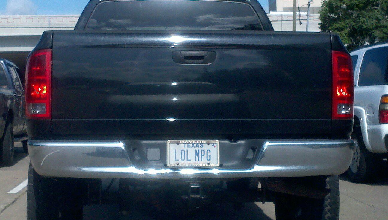 34 Hilarious Vanity License Plates - Funny Gallery | eBaum ...