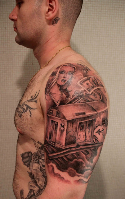 Gangsta Tattoos: Gangster Tattoos - Gallery