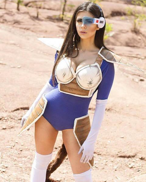 cosplay Sexy nerd girls