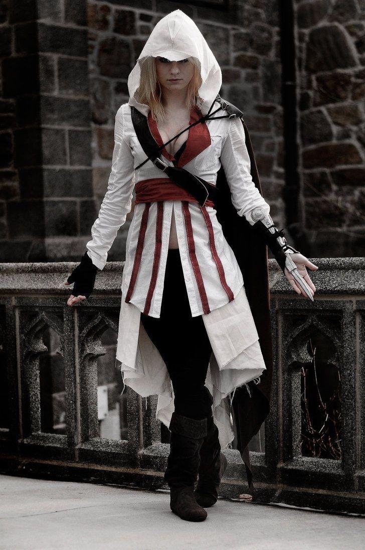 female cosplay