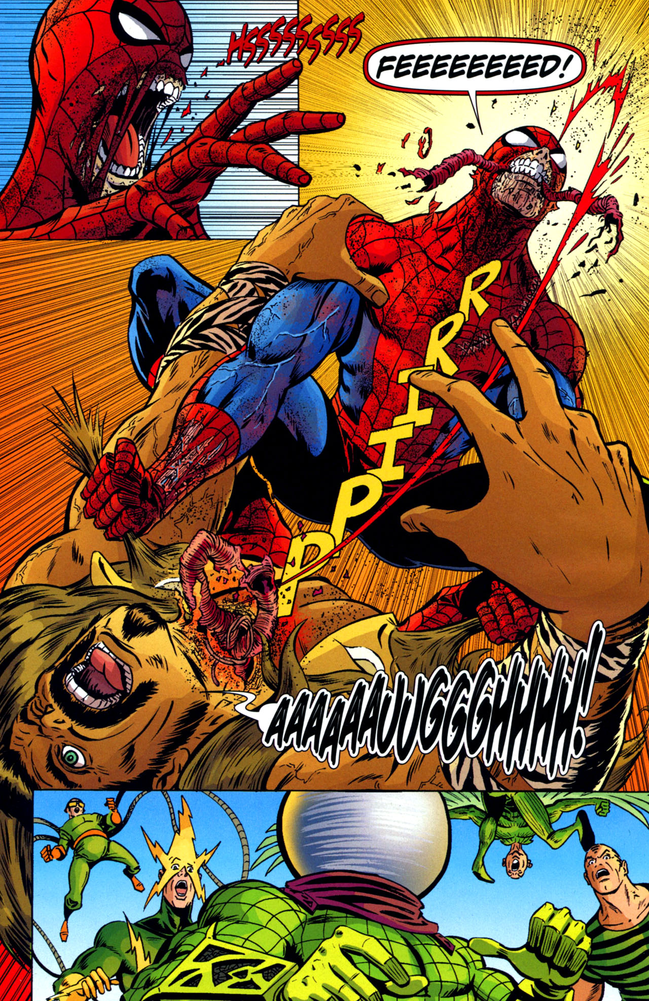 marvel zombies - the return 01 of 05