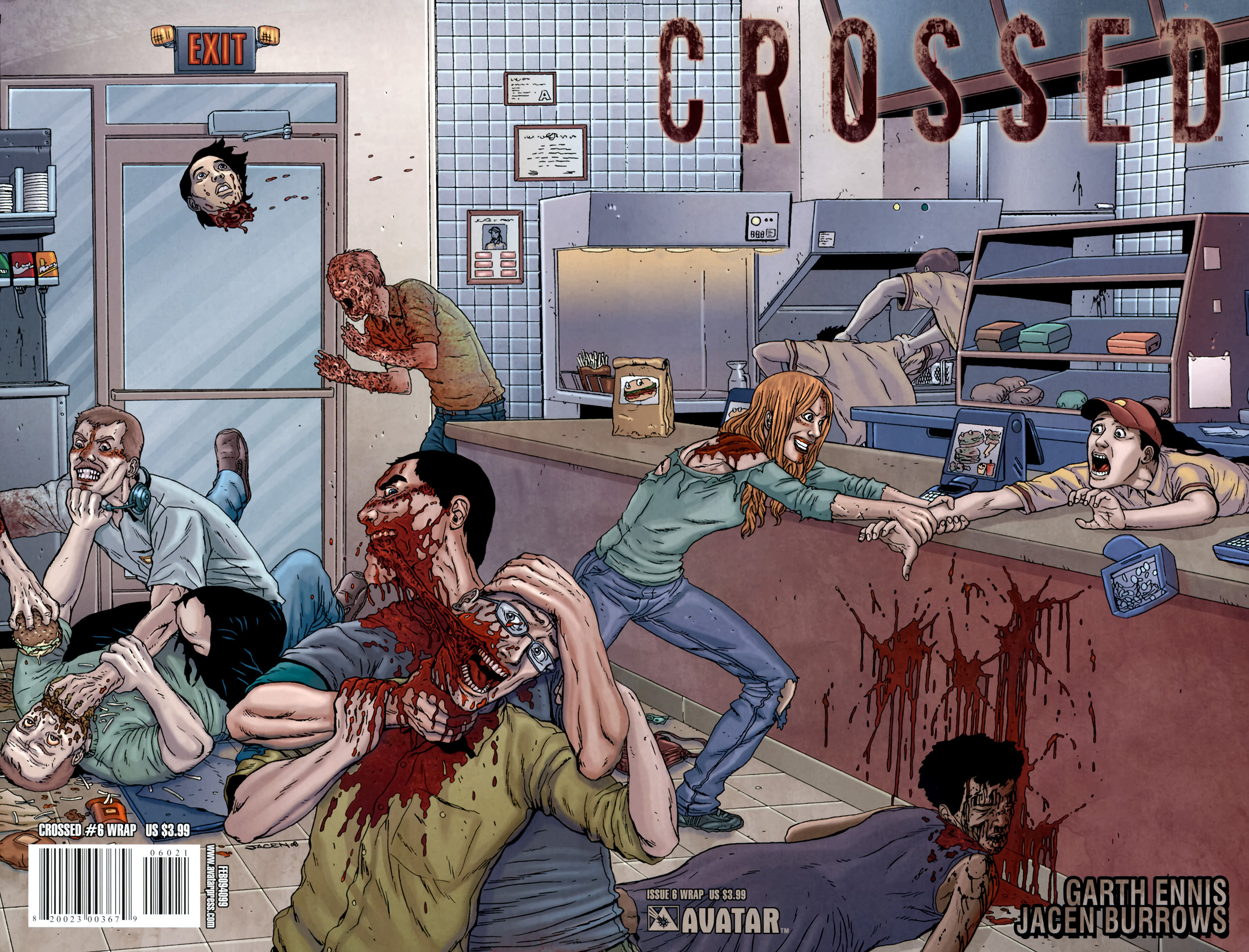 crossed issue 6 of 9 gallery ebaum s world