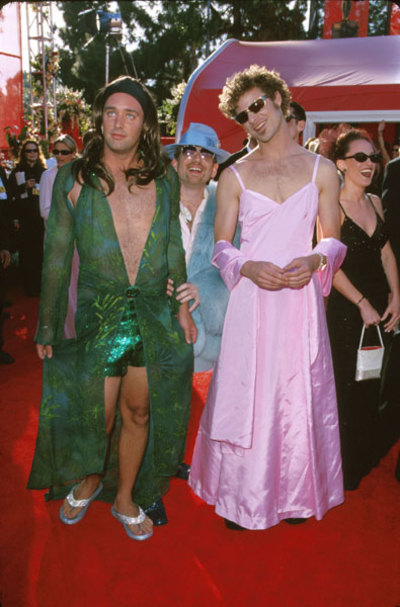 16 -  Trey Parker (left) and Matt Stone (right)
