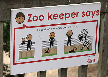 funny zoo signs gallery ebaum s world