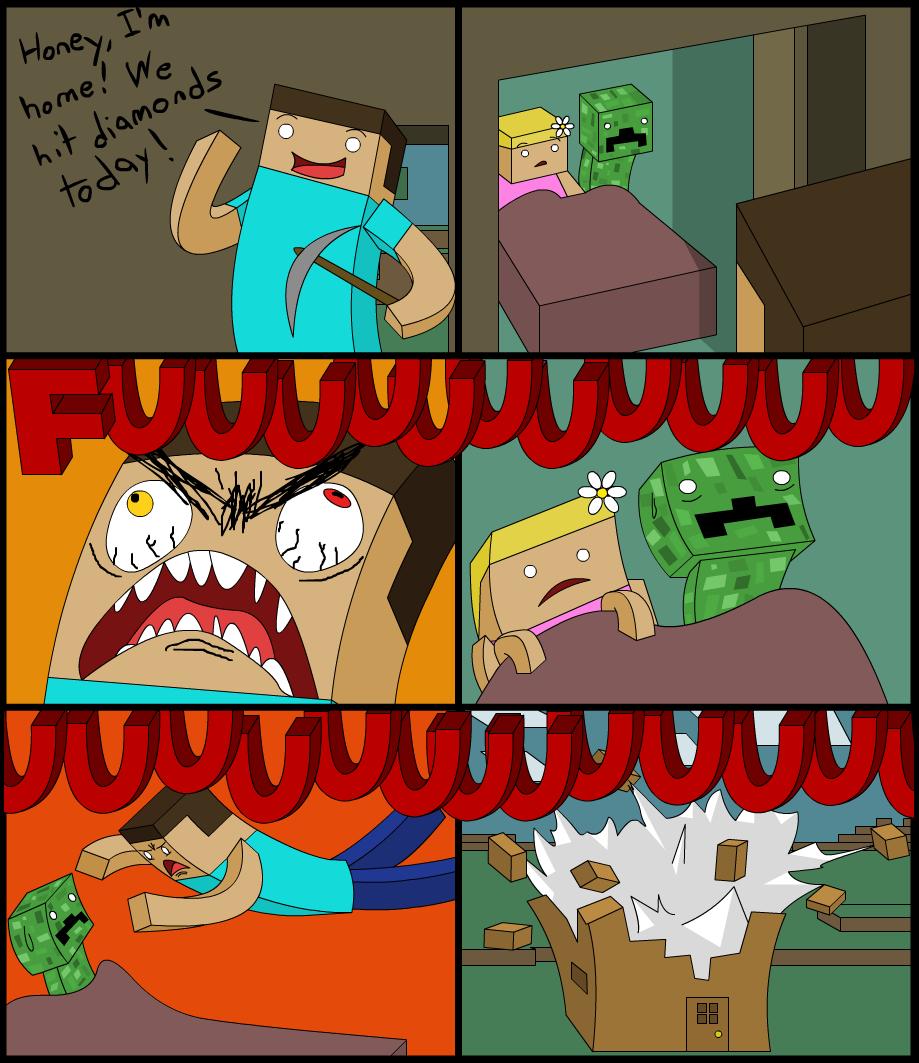 Creeper porn