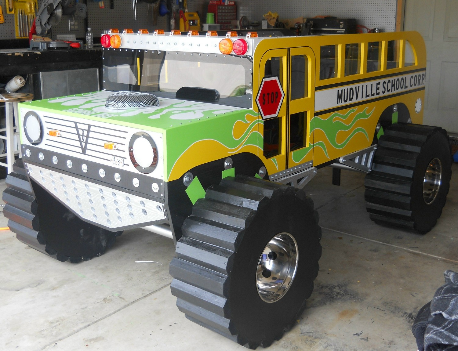 Truck beds for kids - 20 Amazing Beds For Kids