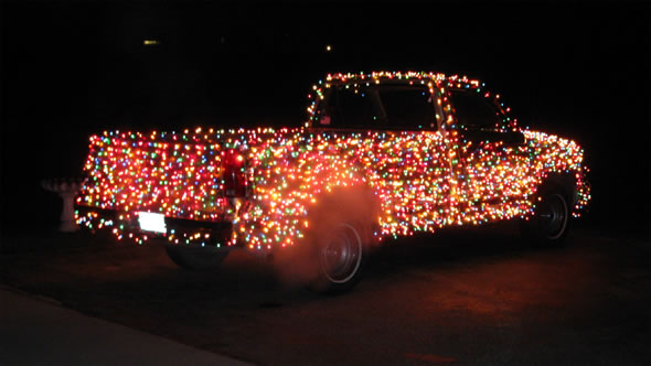Christmas Cars - Gallery | eBaum's World