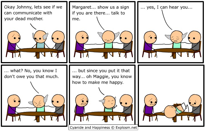 Cyanide And Happiness Gallery Ebaums World