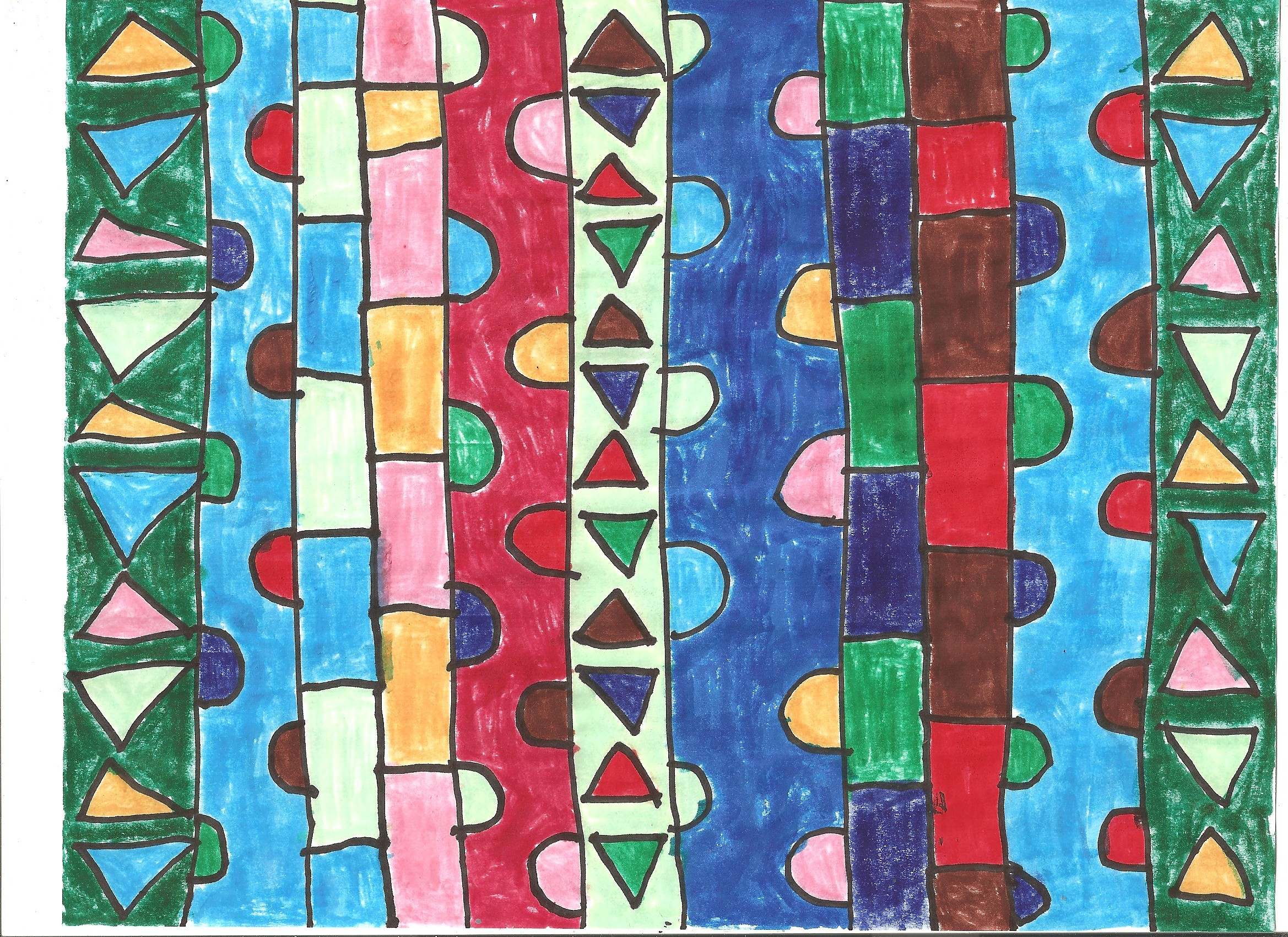 my shape artwork - picture | ebaum's world
