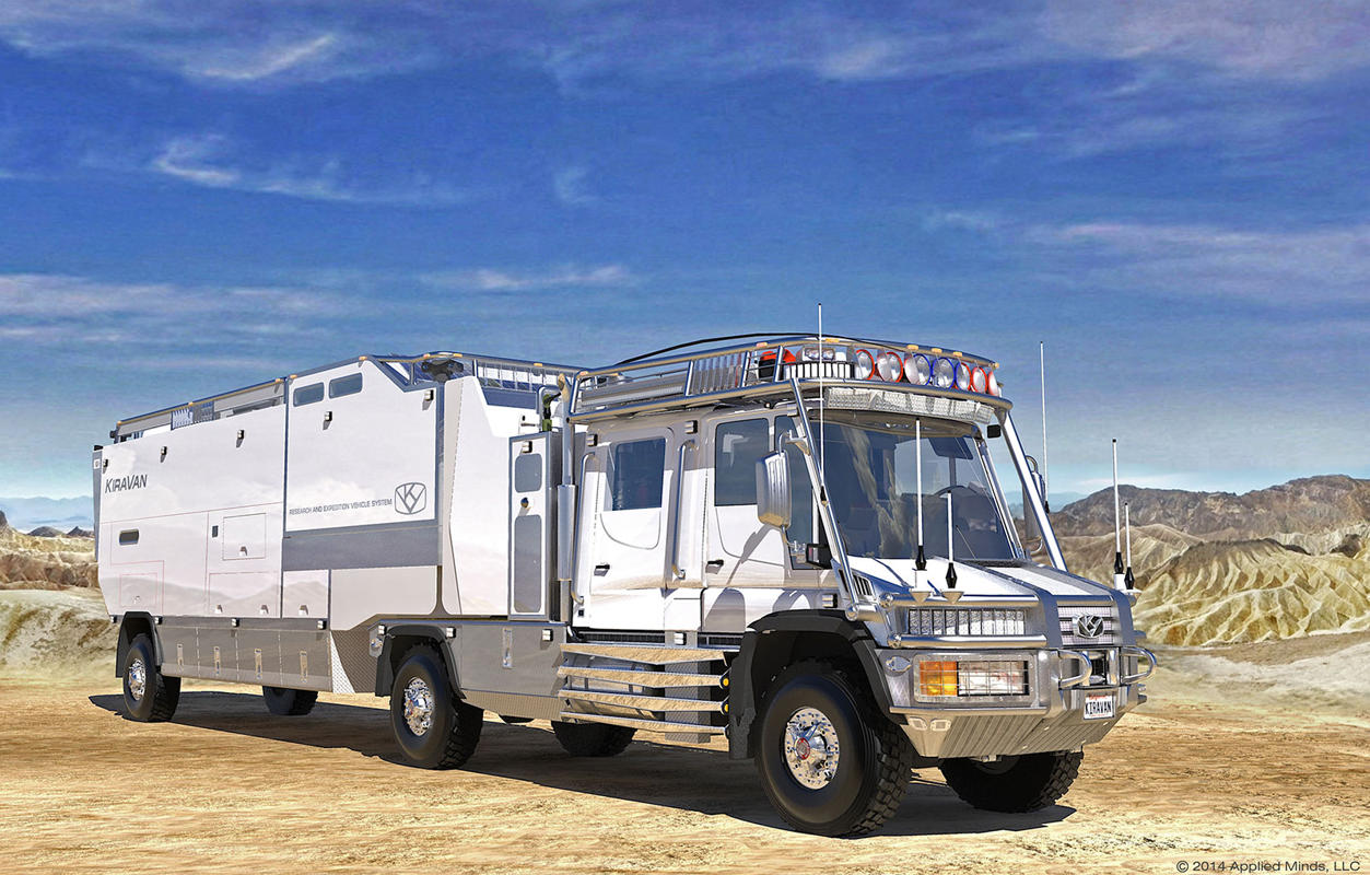 The Ultimate Expedition Rv Gallery Ebaum S World
