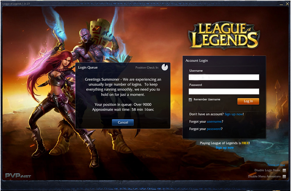 how to stop kaspersky blocking league of legends