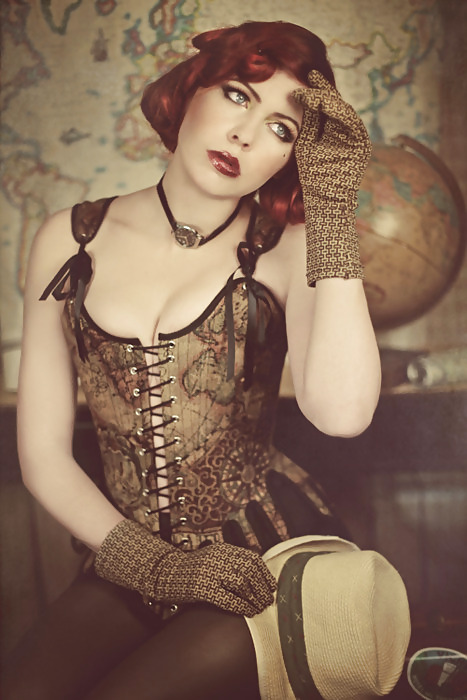 Steampunk  Chicas Sexy