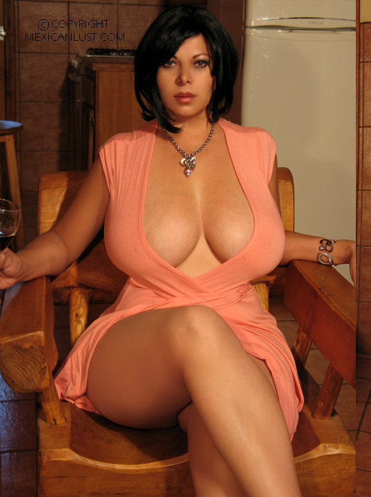 Big Boobs Mexican 68