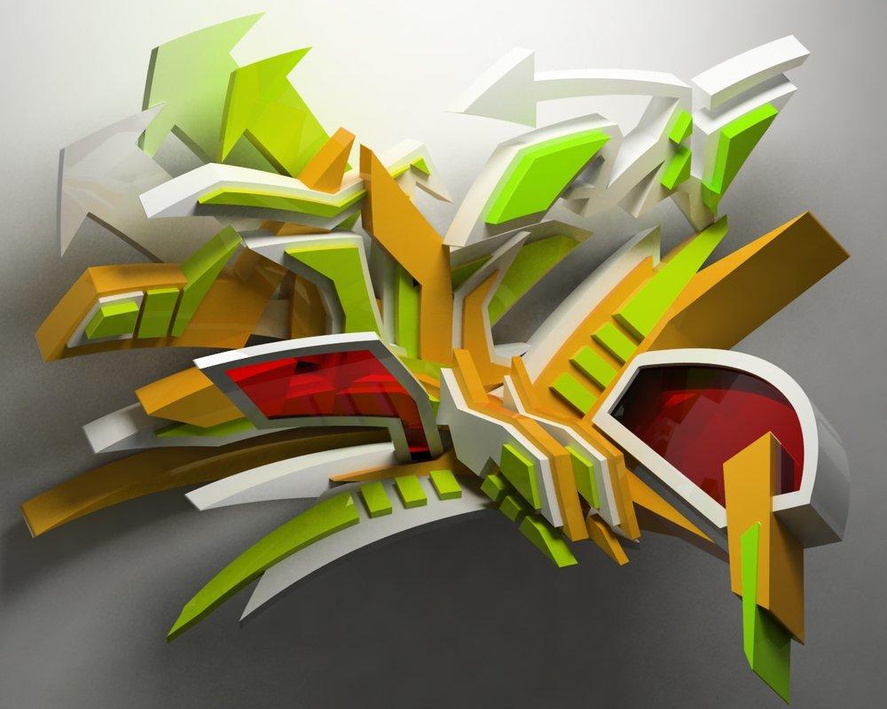 Amazing 3d Graffiti Gallery Gallery Ebaum S World