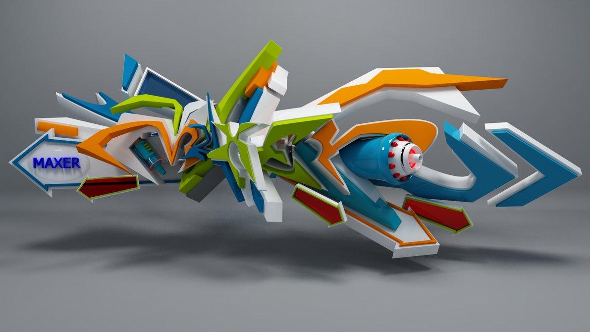 17 Amazing 3D Graffiti Gallery