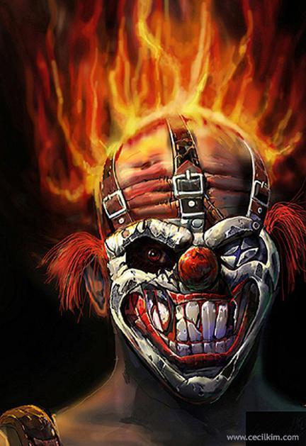 Sweet tooth picture ebaum 39 s world - Sweet tooth wallpaper twisted metal ...