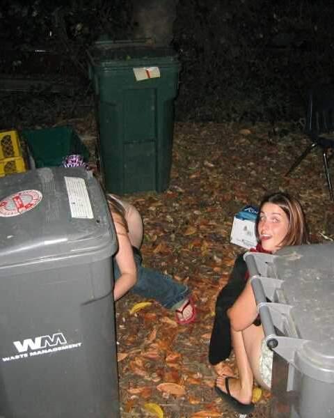girls caught on camera pissing