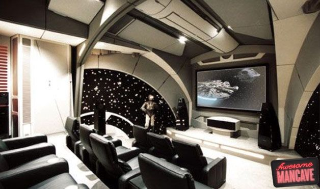 Star Wars Man Cave Picture Ebaum S World