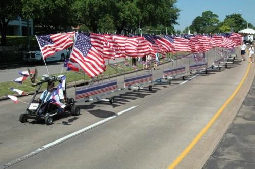 examples of american patriotism