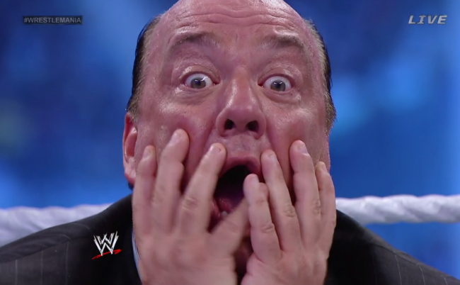 Heres Every Shocked, Disappointed Face From WrestleMania ...