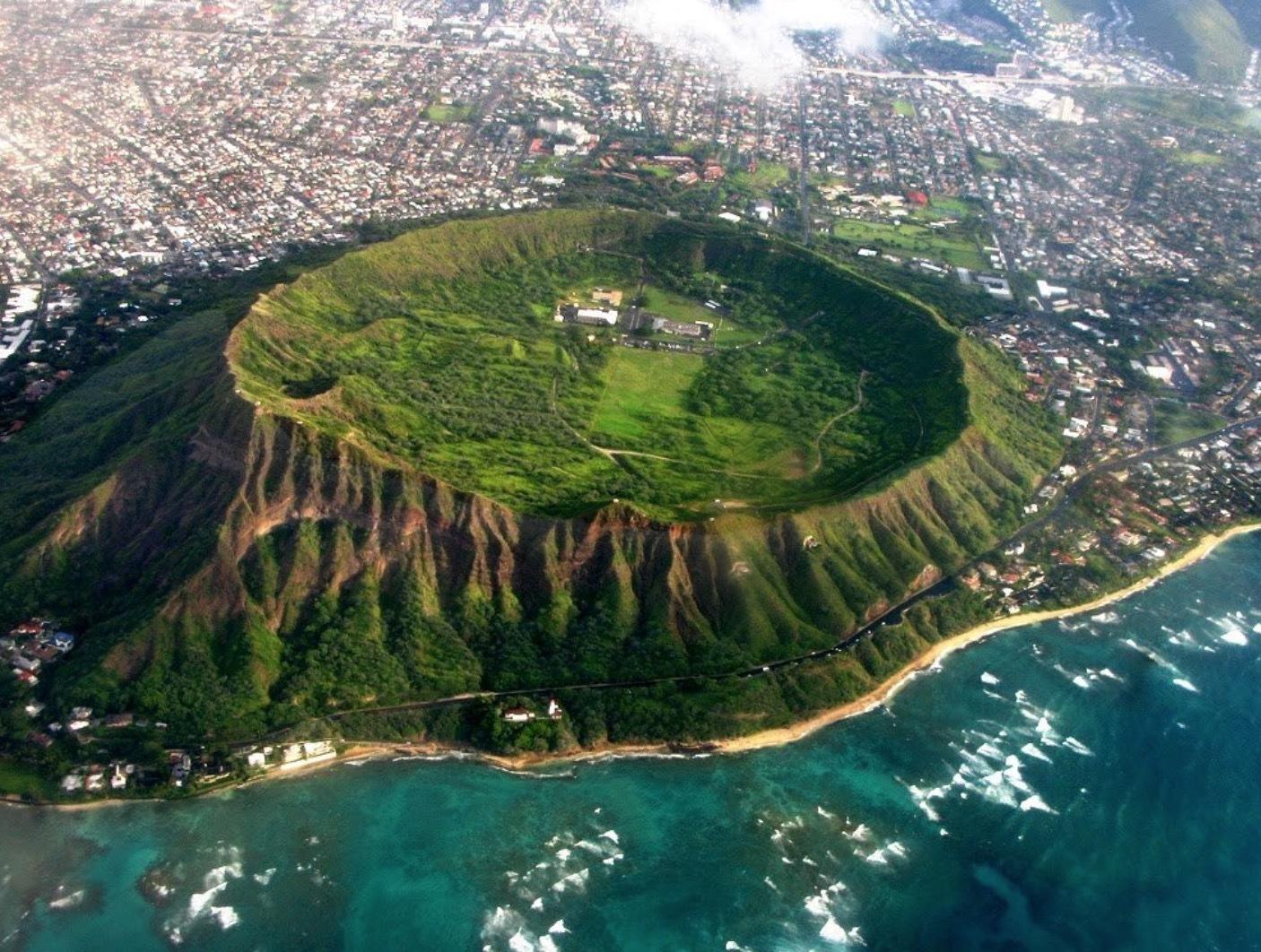 9 - Diamond Head State Monument, Honolulu Hawaii