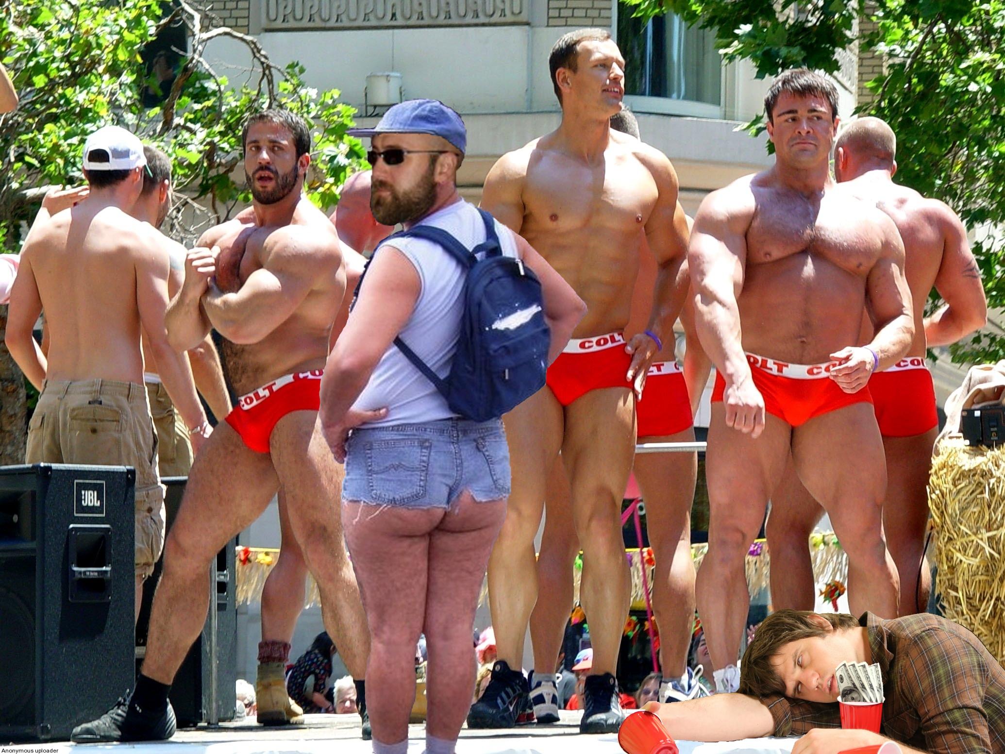 Gay goblin erotic pic