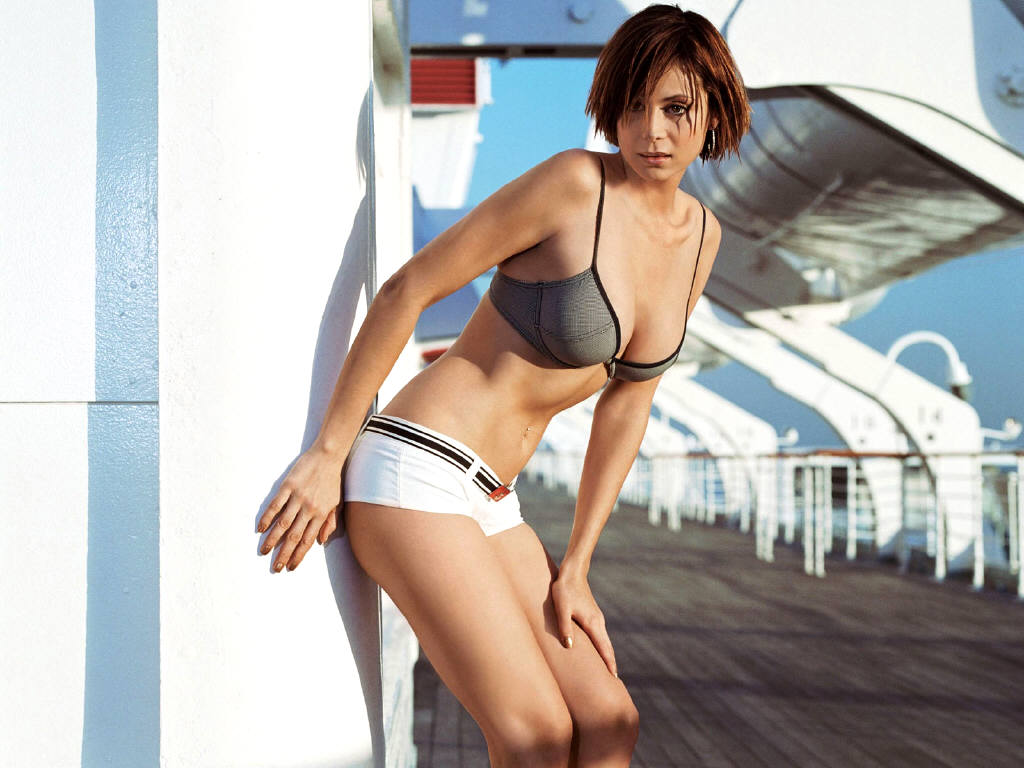 Sexy pics of catherine bell