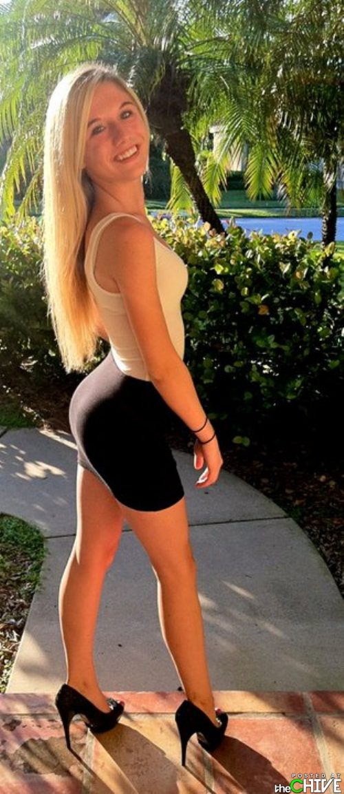 Remarkable, Girls wearing tight dresses how that