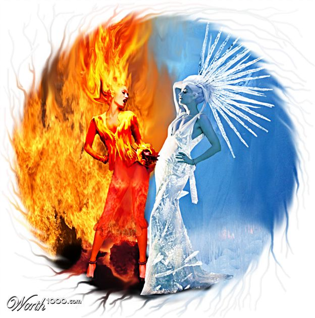 Warriors Fire And Ice Episode 4: Fire And Ice Art - Gallery