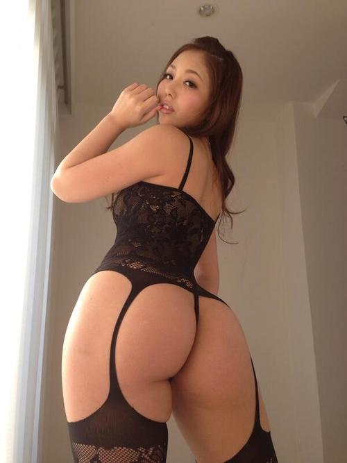 Asian Pornstar With The Biggest Ass