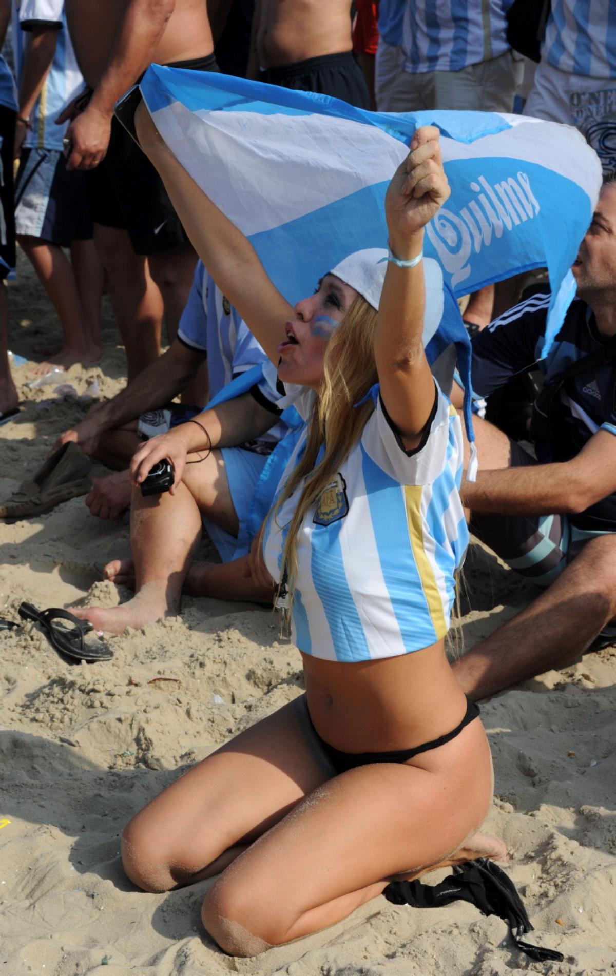 25 - Argentina