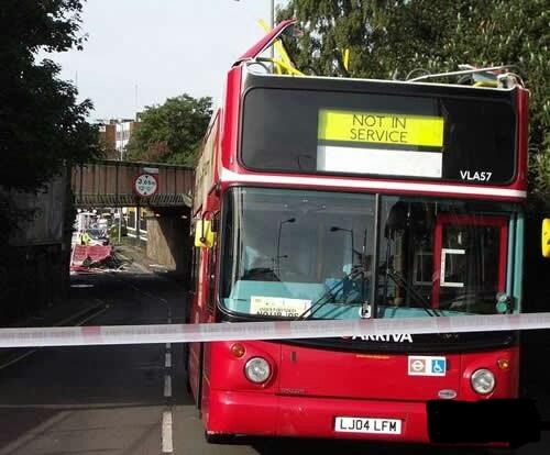 Riddles bus driver