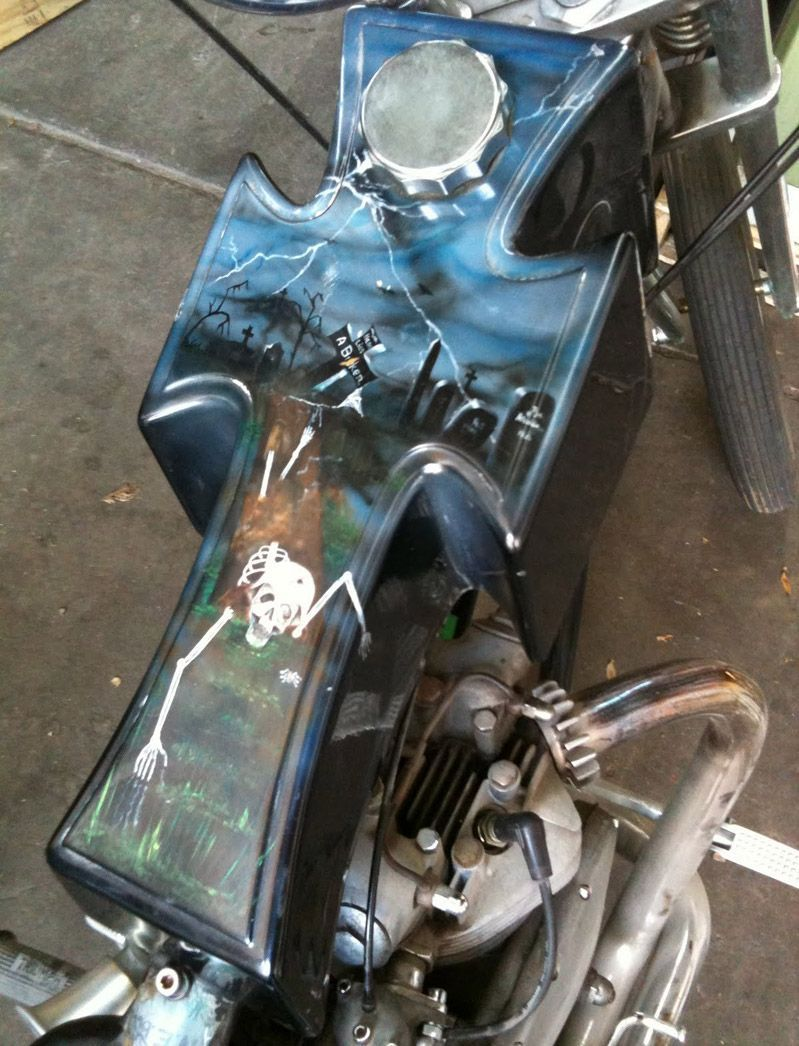 Motorcycle Gas Tank Paint Jobs 799 x 1046 · 150 kB · jpeg