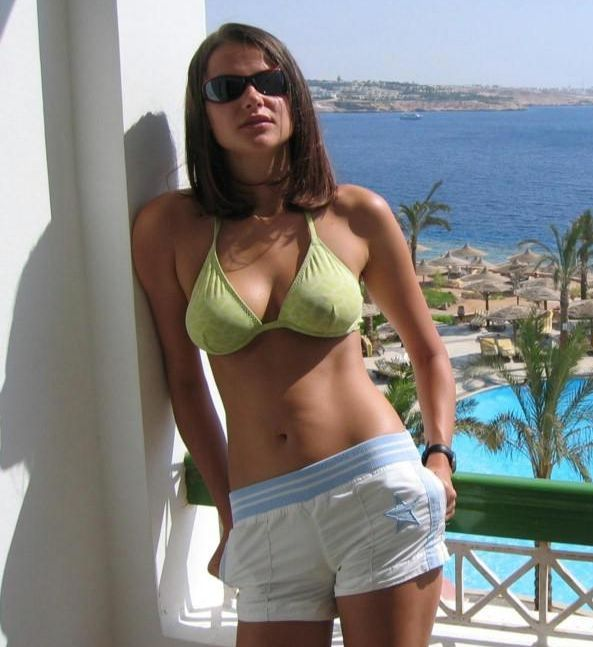 Milf With Natural Breasts