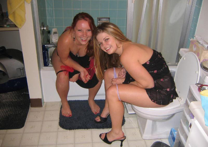 Pissing with friends